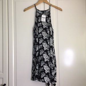 Forever 21 Tropical Print Dress